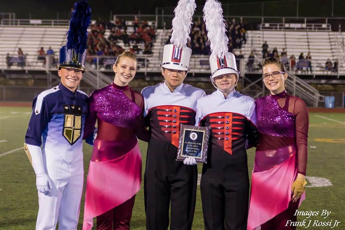 Moon Area Marching Band - PIMBA Class 4A - 2nd Place
