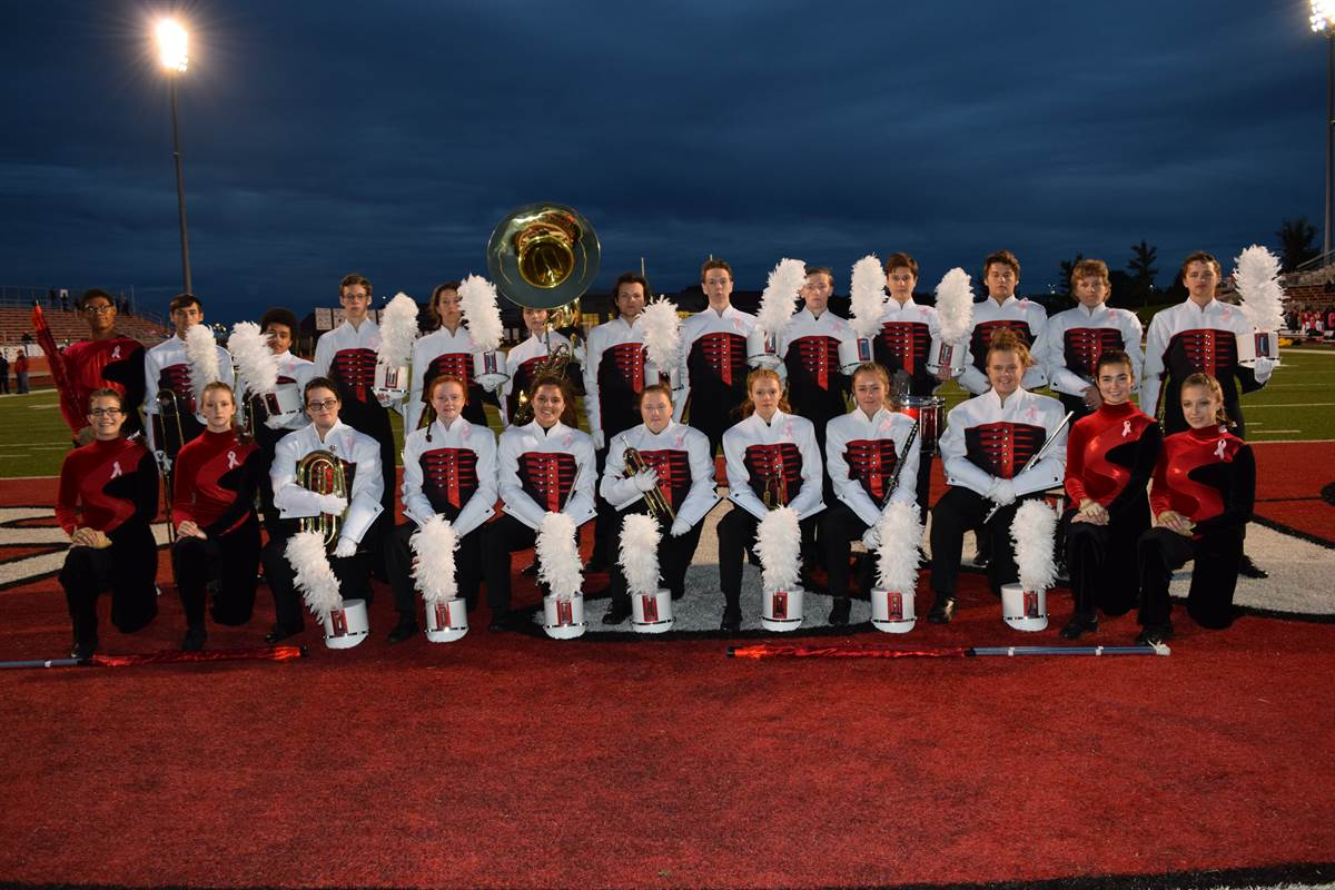 Moon Area Marching Band - PIMBA Championships Class 4A - 3rd Place