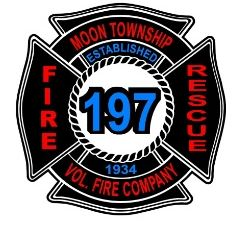 Moon Township Volunteer Fire Company is a Gold Sponsor for the Moon Area Instrumental Music Program